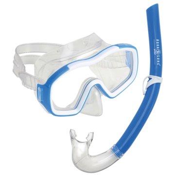 Aqua Lung SchwimmbrillenCOMBO RACOON JR - SC331 blau