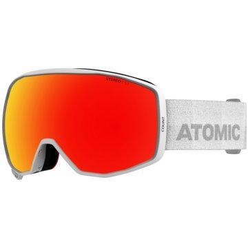 Atomic Ski- & Snowboardbrillen weiß