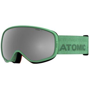 Atomic Ski- & Snowboardbrillen grün
