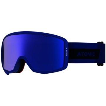 Atomic Ski- & Snowboardbrillen blau