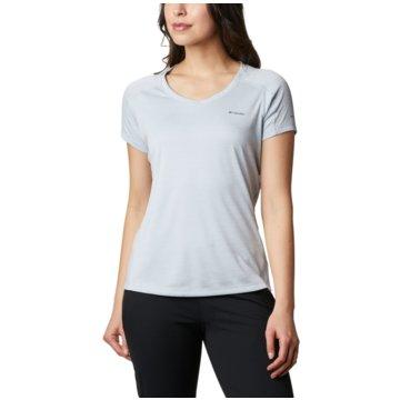 Columbia T-ShirtsZERO RULES SHORT SLEEVE SHIRT - 1533571 grau