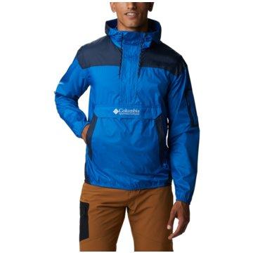 Columbia Funktions- & OutdoorjackenCHALLENGER WINDBREAKER - 1714291 blau