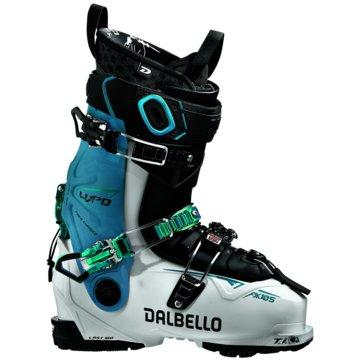 Dalbello SkiLUPO AX 105 W - D1907006-00 weiß