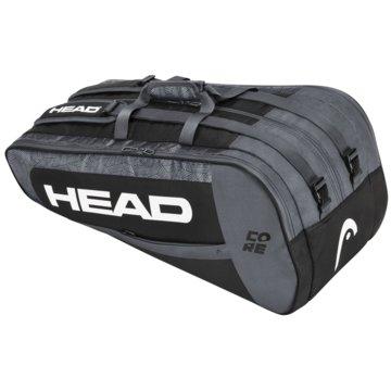 Head SporttaschenCORE 9R SUPERCOMBI - 283391 schwarz