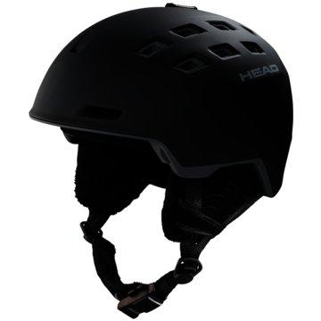 Head SkihelmeREV - 323609 schwarz