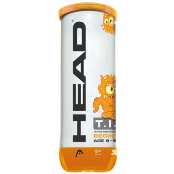 Head Tennisbälle3B HEAD TIP ORANGE - 6DZ - 578123 sonstige