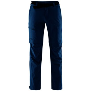 Maier Sports OutdoorhosenWANDERHOSE ZIP OFF TAJO M - 133003 383 blau