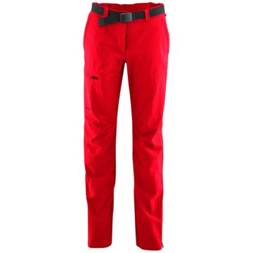 Maier Sports Outdoorhosen rot