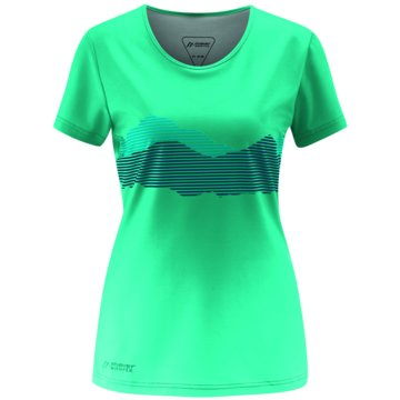 Maier Sports T-Shirts grün