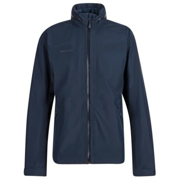 Mammut FunktionsjackenAYAKO TOUR HS HOODED JACKET MEN - 1010-28550 blau