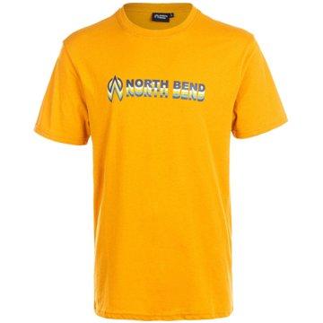 North Bend T-ShirtsSONORA M S-S - 1066485 orange