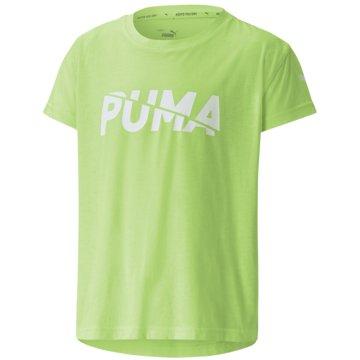 Puma T-ShirtsMODERN SPORTS LOGO TEE G - 583320-034 grün