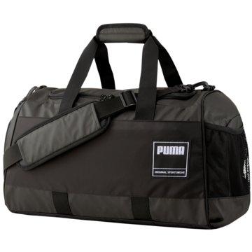 Puma SporttaschenGYM DUFFLE M - 77363 schwarz