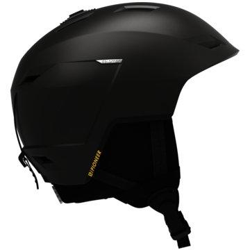 Salomon SkihelmePIONEER LT - L41158500 schwarz