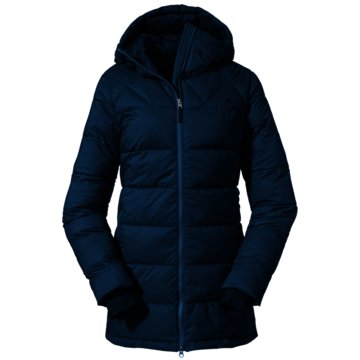 Schöffel WinterjackenDAMEN PARKA BOSTON L - 2012806 23359 8859 blau
