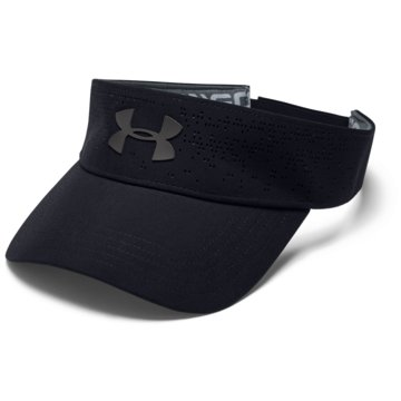 Under Armour Kopfbedeckungen ELEVATED GOLF-VISOR - 1351281 schwarz