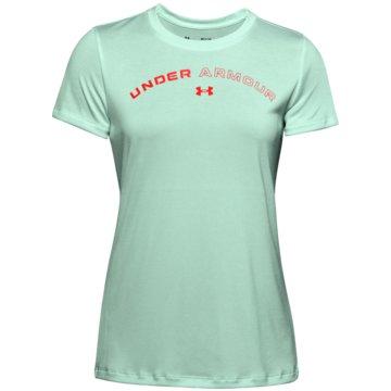 Under Armour T-ShirtsTECH TWIST GRAPHIC LU SSC - 1356304 403 grün