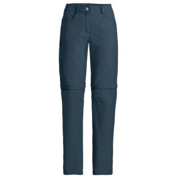 VAUDE OutdoorhosenWomen's Farley ZO Pants V blau