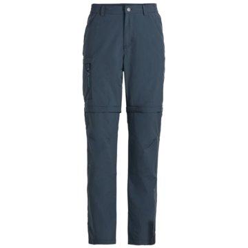VAUDE OutdoorhosenMen's Farley ZO Pants V blau