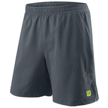 Wilson TennisshortsM POWER TWIN 7 SHORT DK GREY 2XL - WRA778904 grau