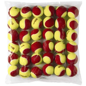 Wilson TennisbälleSTARTER RED TBALL 36 PACK - WRT13700B gelb