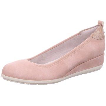 s.Oliver Keilpumps rosa