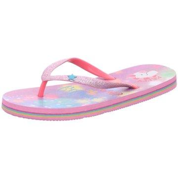 Kella Offene Schuhe rosa