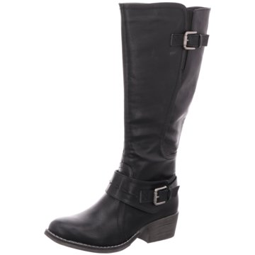 Topway Klassischer Stiefel schwarz