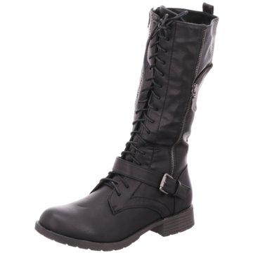 Antonio Dolfi Klassischer Stiefel schwarz