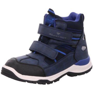 Tom Tailor Halbhoher Stiefel blau