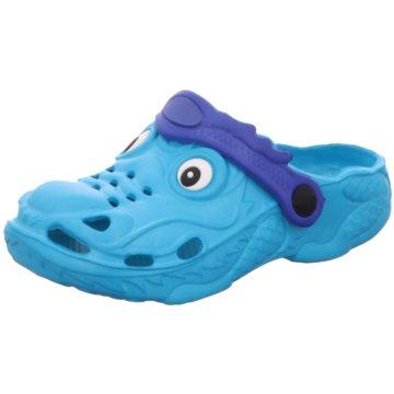 Slobby Clog blau