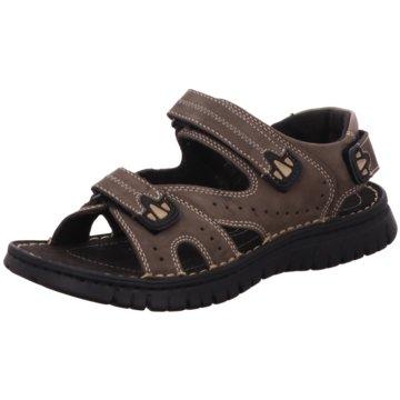 Zen Sandale braun
