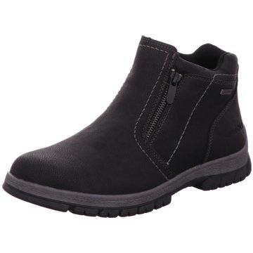 BM Footwear Komfort Stiefel schwarz
