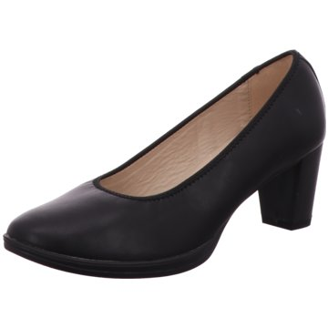Sun & Shadow Komfort Pumps schwarz
