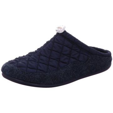 Confort Shoes Hausschuh blau