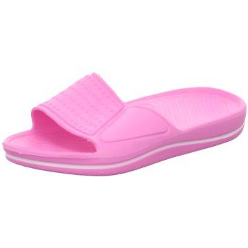 Beck Schnürschuh pink