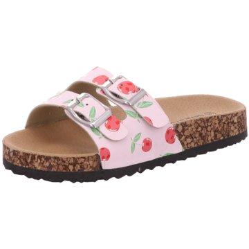 Happy Bee Offene Schuhe rosa