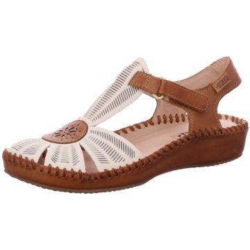 Pikolinos Komfort SandaleP.Vallarta weiß