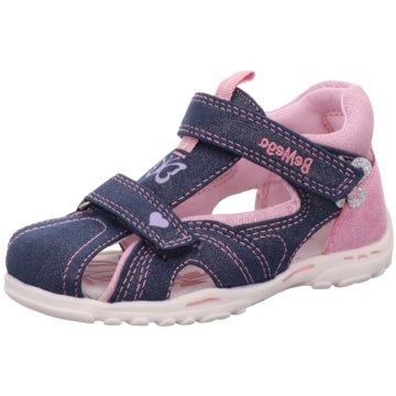 BM Footwear Kleinkinder Mädchen blau
