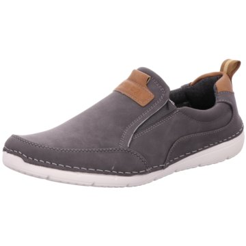 Hengst Footwear Slipper grau