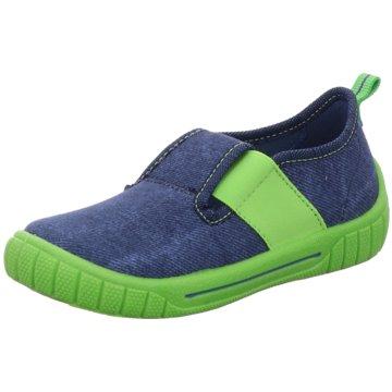 Superfit Slipper blau