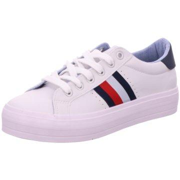 Jane Klain Sneaker Low weiß