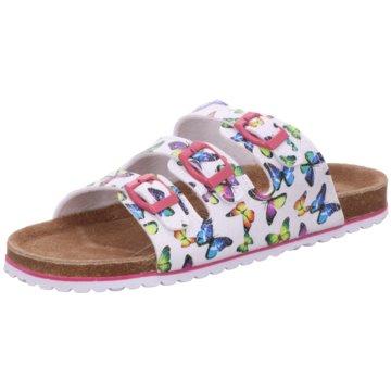 Super Soft Offene Schuhe weiß