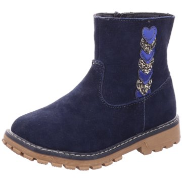 Happy Bee Halbhoher Stiefel blau