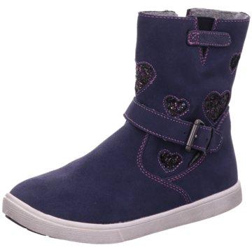Lico Halbhoher Stiefel blau