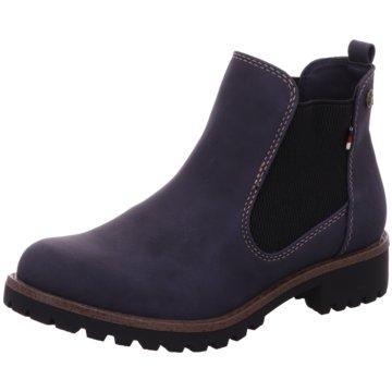 Jane Klain Chelsea Boot blau