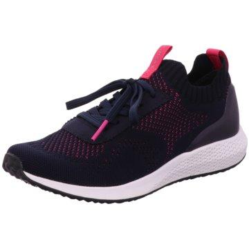 Tamaris Sneaker LowFashletics Tavia blau