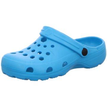 Sprint Offene Schuhe blau