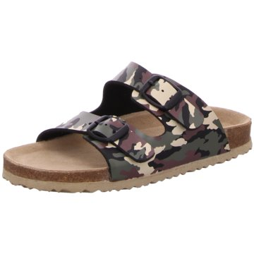 Bio Walker Offene Schuhe grün