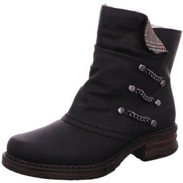 Rieker Boots schwarz